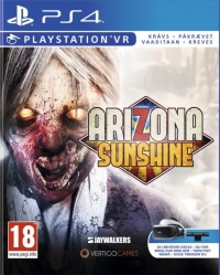 Arizona Sunshine [DK][FI][NO][SE] Box Art
