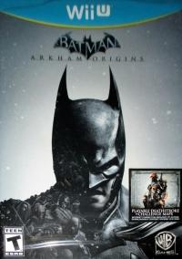 Batman: Arkham Origins (Playable Deathstroke +Challenge Maps) Box Art