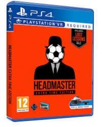 Headmaster - Extra Time Edition Box Art