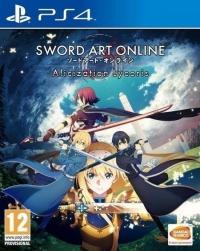 Sword Art Online: Alicization Lycoris Box Art