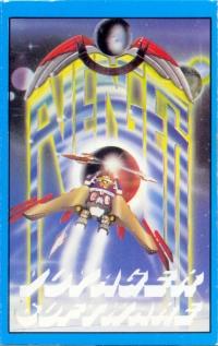 Avenger (Voyager Software) Box Art