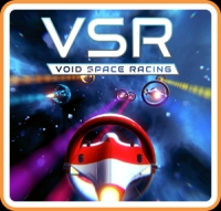 VSR: Void Space Racing Box Art