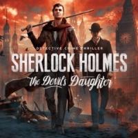 Sherlock Holmes: The Devil's Daughter Box Art
