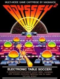 Electronic Table Soccer! Box Art