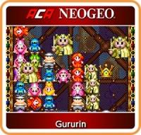 ACA NeoGeo: Gururin Box Art
