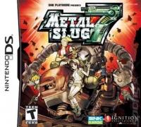 Metal Slug 7 Box Art
