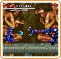 ACA NeoGeo: Magician Lord Box Art