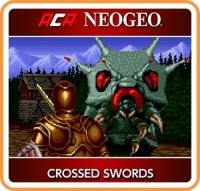 ACA NeoGeo: Crossed Swords Box Art