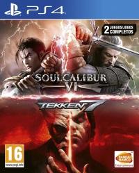 SoulCalibur VI / Tekken 7 Box Art