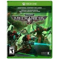 Warhammer 40,000: Mechanicus Box Art