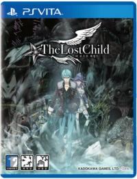 Lost Child, The Box Art