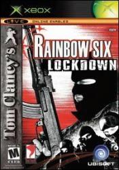 Tom Clancy's Rainbow Six: Lockdown Box Art