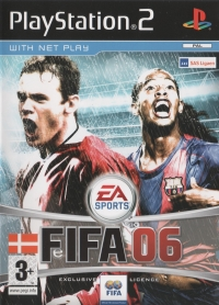 FIFA 06 [DK] Box Art