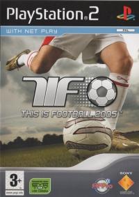 This is Football 2005 [DK][FI][NO][SE] Box Art