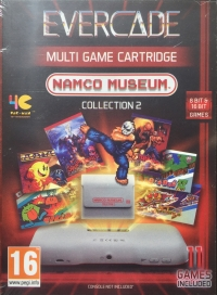 Namco Museum Collection 2 Box Art