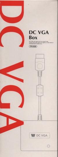 DC VGA Box TP-8128 Box Art