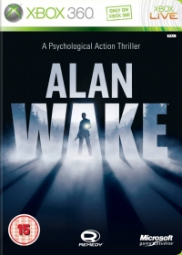 Alan Wake [UK] Box Art