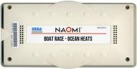 Boat Race: Ocean Hearts Box Art