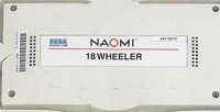 18 Wheeler (840-0037C) Box Art