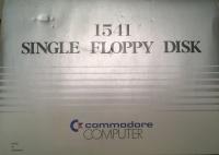 Commodore 1541 Single Floppy Disk [EU] Box Art