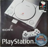Sony PlayStation SCPH-1002 B Box Art