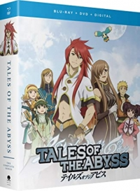 Tales of The Abyss: The Complete Series [BD/DVD] Box Art