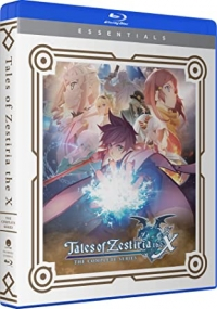 Tales of Zestiria The X: The Complete Series - Essentials [BD] Box Art