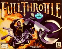 Full Throttle - Limited Edition Box Art