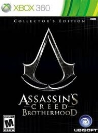 Assassin's Creed: Brotherhood - Collector's Edition (GameStop Exclusive) Box Art