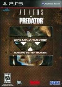 Aliens vs Predator - Hunter Edition Box Art