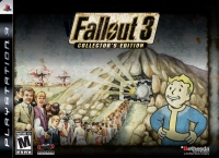 Fallout 3 - Collector's Edition Box Art