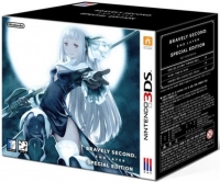 Bravely Second: End Layer - Special Edition Box Art