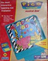 Musical Zoo Box Art