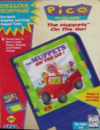 Muppets on the Go, The Box Art