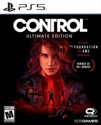 Control - Ultimate Edition Box Art