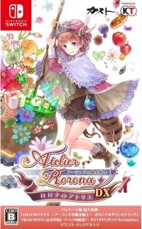 Atelier Rorona: The Alchemist of Arland DX Box Art