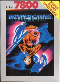 Winter Games Box Art