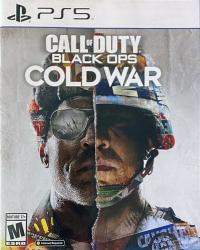 Call of Duty: Black Ops: Cold War Box Art