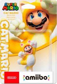 Cat Mario - Super Mario Box Art