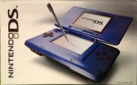 Nintendo DS (Electric Blue) Box Art
