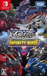 Zoids Wild: Infinity Blast Box Art