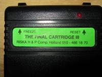 Final Cartridge III, The Box Art
