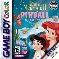 Little Mermaid II, The: Pinball Frenzy Box Art