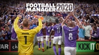 Football Manager 2020 Box Art