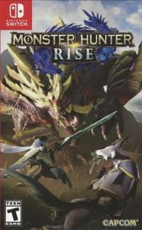 Monster Hunter: Rise Box Art