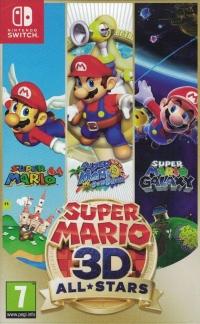 Super Mario 3D All-Stars [FR] Box Art