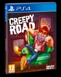 Creepy Road Box Art