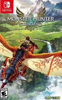 Monster Hunter Stories 2: Wings of Ruin Box Art