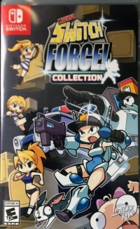 Mighty Switch Force! Collection Box Art