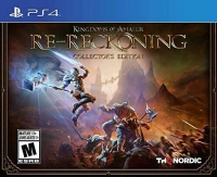 Kingdoms of Amalur: Re-reckoning Collector's edition Box Art